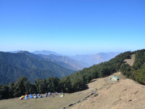 Nag Tibba Camp Site